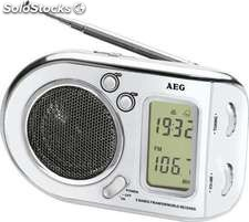 Aeg Radio Digital we 4125 Blanco