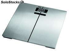 AEG Stainless steel analysis bathroom scales 5in1 PW 5661 FA