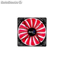 Aerocool - Shark Fan Devil Red Edition 12cm Carcasa del ordenador Ventilador