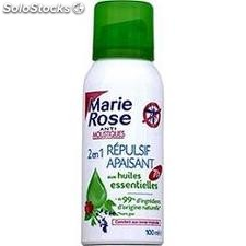 Aerosol 2EN1 anti moustique he marie rose