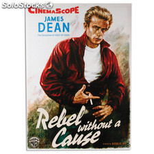 Affiche de Ciné James Dean Rebel Without A Cause