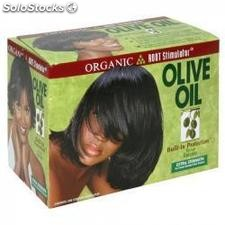 Afro olive oil built-in no-lye relaxer (novedad)