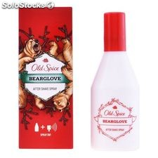 After shave bearglove old spice