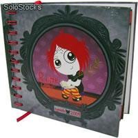 Agenda 2009 ruby gloom