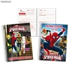Agenda Escolar 2014 Spiderman (Surtida)