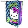 Agenda juvenil hello kitty