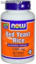 Agora Red Yeast Rice 1200 mg 60 comprimidos