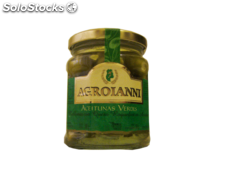 Agroianni Aceitunas con queso roquefort x 300gr.