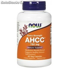 Ahcc 750MG 60 capsulas now
