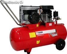 Air Compressor with Belt 100LT 2,75HP c/c mono