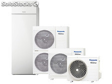 Air conditioning Aquarea High Performance KIT-ADC03HE5B-CL Hydrokit 2 Zones