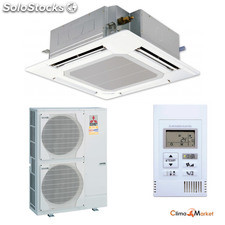 Air conditioning Mitsubishi Electric Cassette HPLZS-100VBA(H)