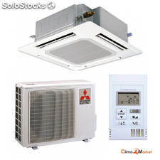 Air conditioning Mitsubishi Electric Cassette PLZS-35VEA