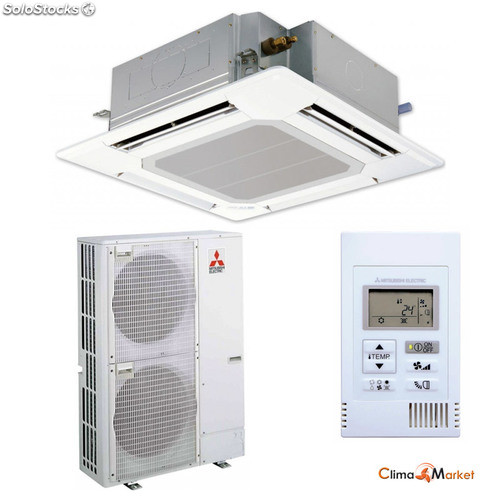 Air Conditioning Mitsubishi Electric Cassette SPLZS 125VBA(H)