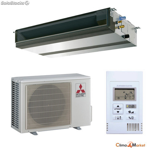 Superior Air Conditioning Mitsubishi Electric Ducted SPEZS 35VJA