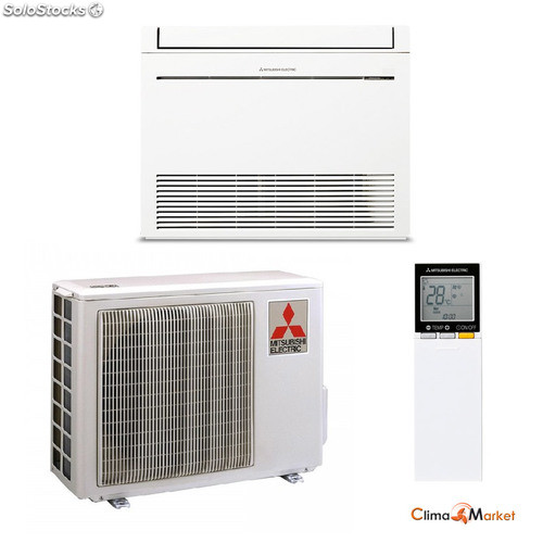 Air Conditioning Mitsubishi Electric Floor Standing MFZ KJ35VE