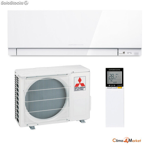 Air Conditioning Mitsubishi Electric Wall Split MSZ EF25VE2W