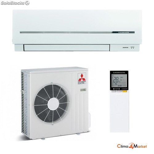 Air Conditioning Mitsubishi Electric Wall Split MSZ SF50VE