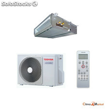 Air conditioning Toshiba Ducted Spa Inverter 110