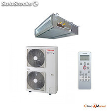 Air conditioning Toshiba Ducted Spa Inverter 160