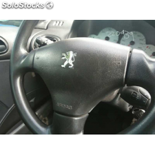 Airbag conductor - peugeot 206 berlina e-music - 01.04 - 12.05