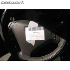 Airbag conductor - volvo s60 berlina d5 - 12.00 - 12.04