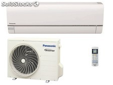 Aire acondicionado bomba de calor Panasonic Inverter Kit E15-MKE Blanco