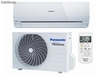 Aire acondicionado Bomba de calor Panasonic Inverter kit re12-pke blanco