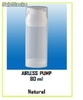 Airless pump 50ml, 80ml y 120ml