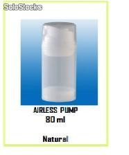 Airless pump 80 ml