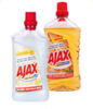 Ajax Crystal Clean - Floral Fiesta - Triple Action 500ml