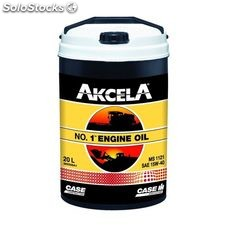 Akcela no.1 engine oil 15W40 20 lt