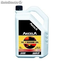 Akcela no.1 engine oil 15W40 5 lt