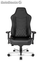 AKRacing Onyx Padded seat Padded backrest office/computer chair AK-ONYX-BK