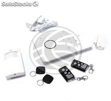 Alarm for 4-band GSM touch keypad and RFID keychain (LA25)