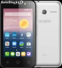 Alcatel 8050D Pixi 4 , 6¨ dual , color Silver