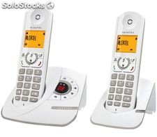 Alcatel dect duo rep F330 gris