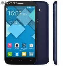 "Alcatel One Touch Pop c9 5.5"" Dual Branco e preto"