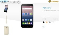 Alcatel POP3 5015 5 gold silver