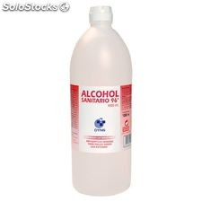 Alcohol Sanitario 96º - 1 litro