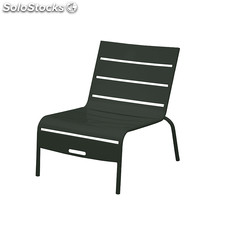 Alegria low chair black