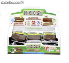 Alfajor saludable IBOPÉ - Display 12 unidades