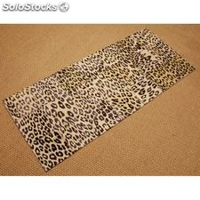 Alfombra leopardo patchwork - home
