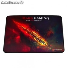Alfombrilla mars gaming MMP1 - superficie 350x250MM nanotextil - base caucho -