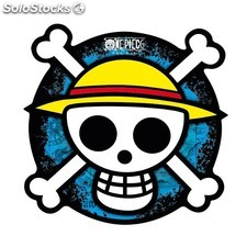 Alfombrilla raton Calavera One Piece