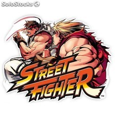 Alfombrilla raton Street Fighter
