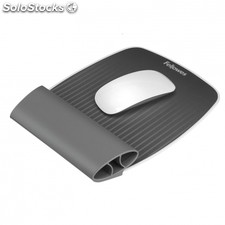 Alfombrilla reposamuñecas fellowes flexible i-spire series - efecto balanceo -