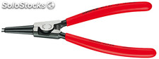 Alicate recto grupilla ext. Knipex 180 mm