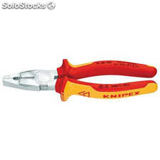 Alicate universal VDE 160mm mango isol Knipex