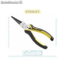 Alicates FatMax boca redonda 160 mm - STANLEY - Ref: 0-84-496